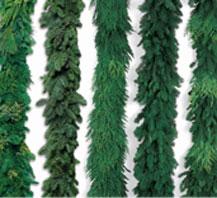 christmas roping - Christmas Greens